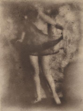 Model, 1927, Bromoil transfer