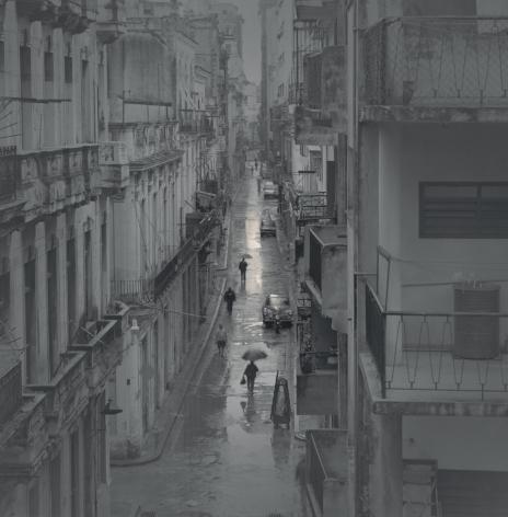 Rainy Day, Havana, 2006