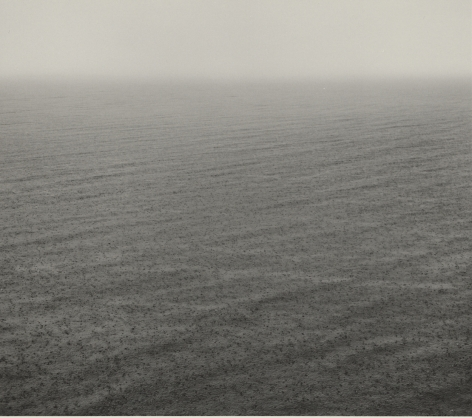 The Baltic Sea, Finland,1981, Gelatin silver print, signed on recto