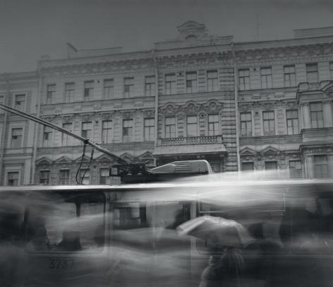 Trolley, St. Petersburg, 1992