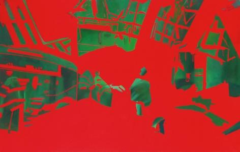 Irina Nakhova Primary Colors 2, 2003