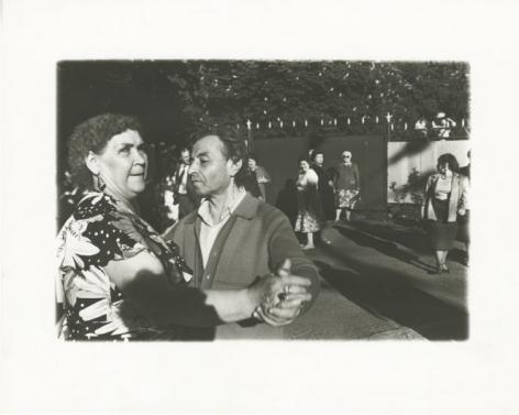 Dances, 1978-1985 Gelatin silver print