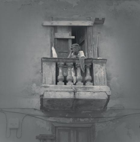 Balcony, Havana, 2006