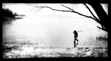 Sunday's Walking on the Ice, 8-91-5-1, 1991