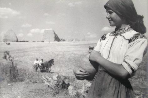 Moldova Harvest, 1930s