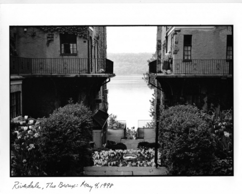 William Meyers Riverdale, Bronx: May 4, 1999