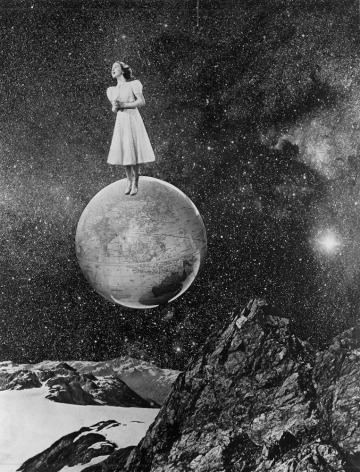 Grete Stern (1904-1999)Dream 35 (Untitled), 1949Gelatin silver print, printed 199111 1/2 x 9 3/4 in. (29.2 x 24.8 cm)