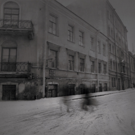 Untitled (Witches), St. Petersburg, 1995