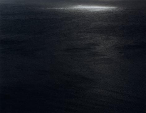 Nicholas Hughes #2 from the series In Darkness Visible, Verse II, 2007