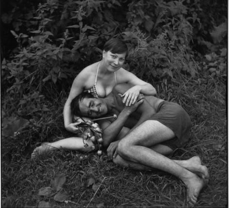 Nikolai Bakharev Untitled (#7 from the series Relationship), 1985
