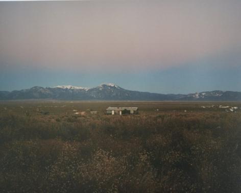 Rim Road, Taos, New Mexico, 2015