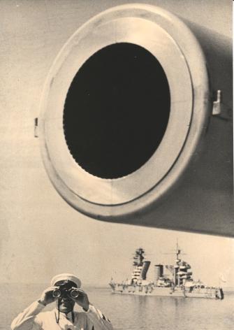 On Patrol, (Large-Bore Cannon)Baltic Fleet, 1936