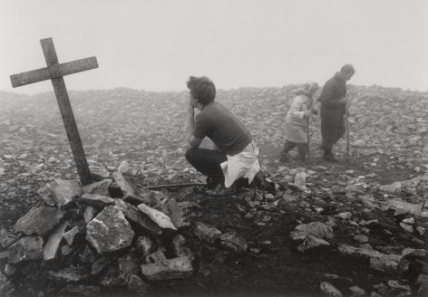 Croagh Patrick, Ireland, 1978