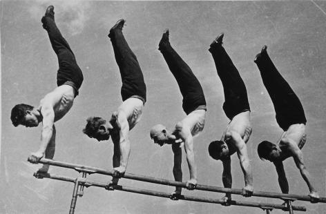 Untitled (gymnasts), 1932