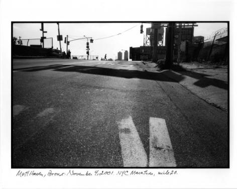 Mott Haven, Bronx,November 4, 2001