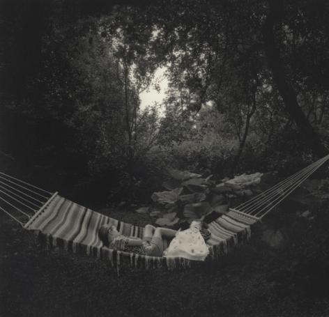 Kemiö, Finland (hammock), 1996