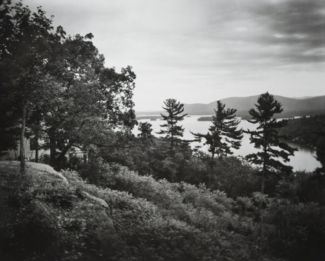 Sumner Wells Hatch (b. 1984, New Hampshire)The Three Sisters, 2010, from the seriesPrivate GroundGelatin silver print, printed by the artistEdition 1/1016 x 20 in. (40.6 x 50.8 cm)