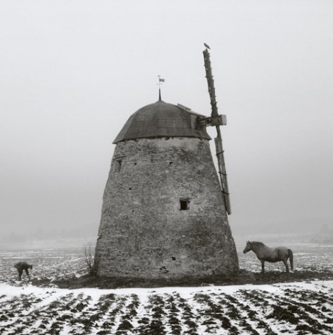 Gotland, Sweden (windmill), 1993