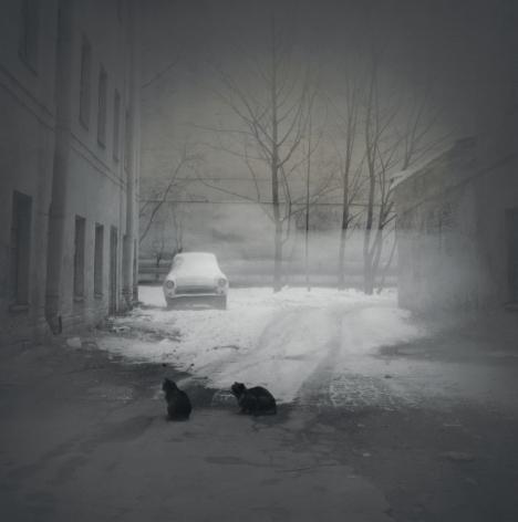 Black Cats, St. Petersburg, 1997