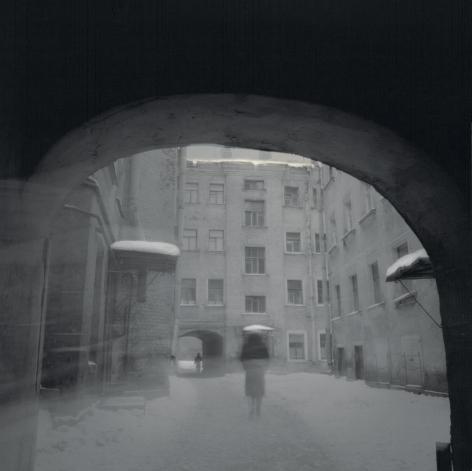 Thoroughfare, St. Petersburg, 1997