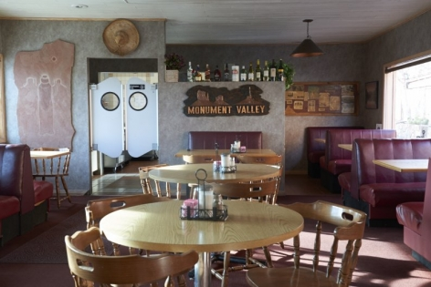 Monument Valley Café, Utah, 2015