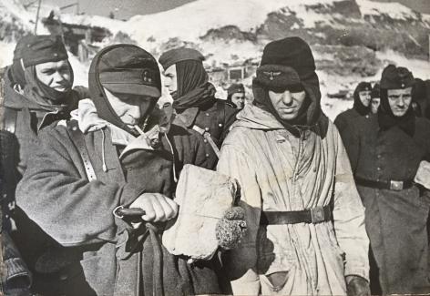 Russian bread, Stalingrad, 1942-1943