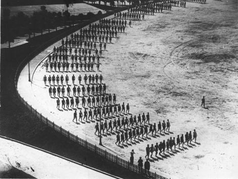 Arkady Shaikhet Morning Exercises, 1927