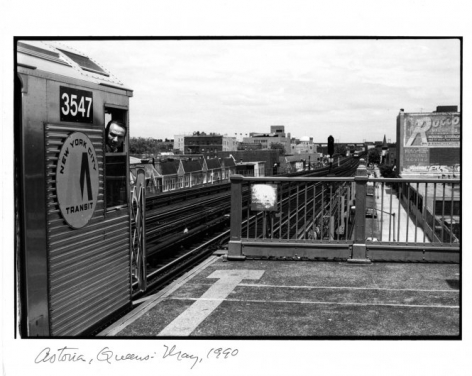 Astoria, Queens, May 1990