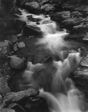 Roaring Fork River, Aspen, Colorado, 1969, printed 2007