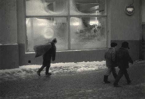 Moscow, Russia (thre boys),1980, Gelatin silver print
