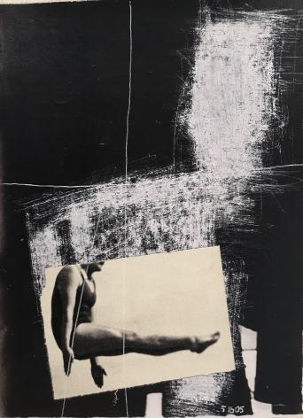 Steve Wilson, Untitled love letter (diver), 05/16/05