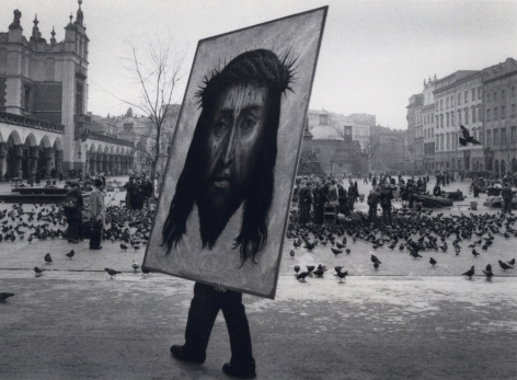 Cracow, Poland (painting), 1981