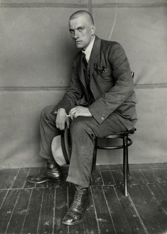 Alexander Rodchenko (1891-1956)Vladimir Mayakovsky, 1924