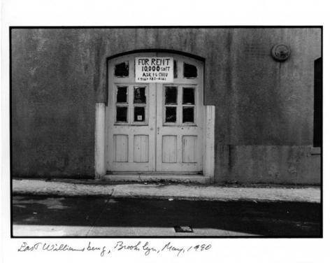 East Williamsburg, Brooklyn,May 1990