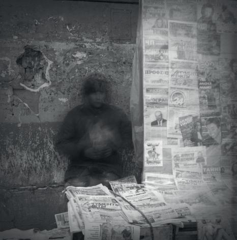 Newsstand, St. Petersburg, 1999