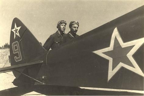 Max Penson Pilots, 1930s