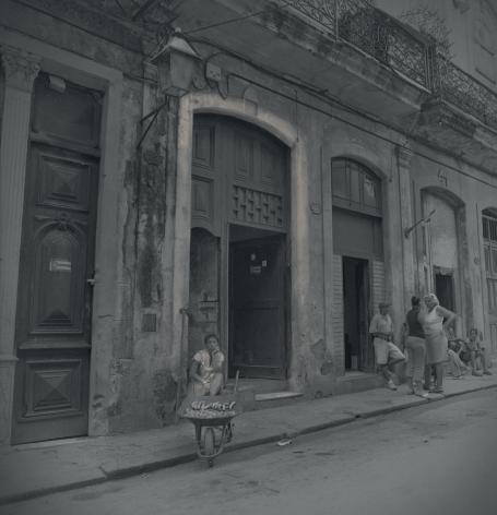 Street Vendors, Havana,2003