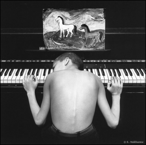 Untitled (Pause),1992, Gelatin silver print