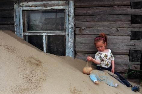 Shojna Settlement, Nenets Autonomous Region, Russia, 2005