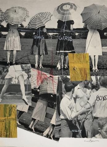 Steve Wilson, Untitled loved letter (boys and girls), 10/26/05
