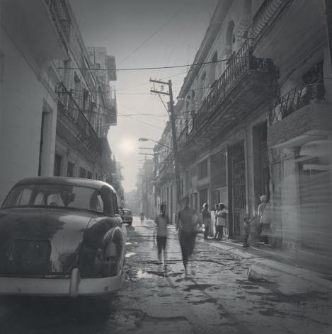 Sunset, Havana, 2006