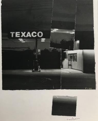 Steve Wilson, Untitled love letter (Texaco), 05/01/04