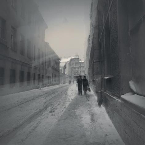 Couple,St. Petersburg, 1996