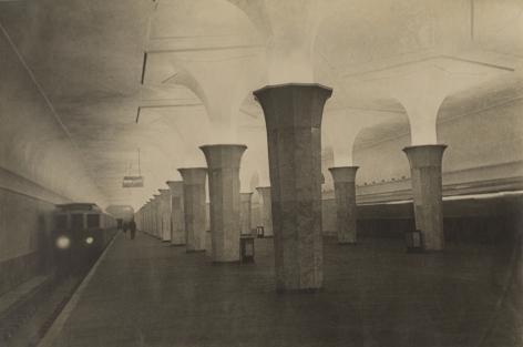 palace of the soviets station