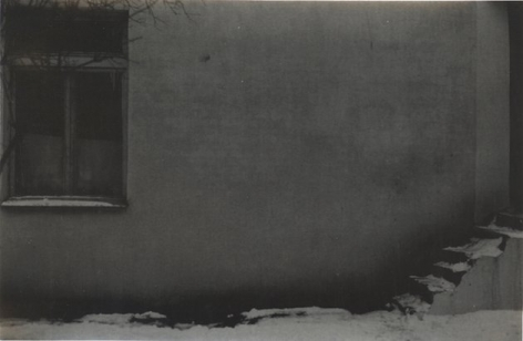 Untitled (steps and window), 2009
