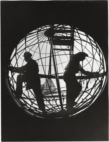 The Globe at Moscow Telegraph, 1928