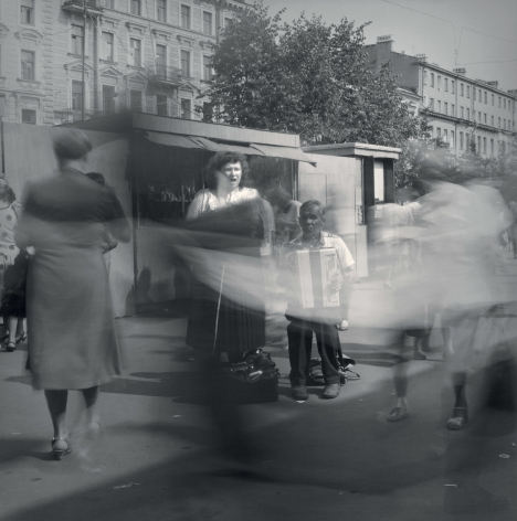Blind Musicians,St. Petersburg, 1995