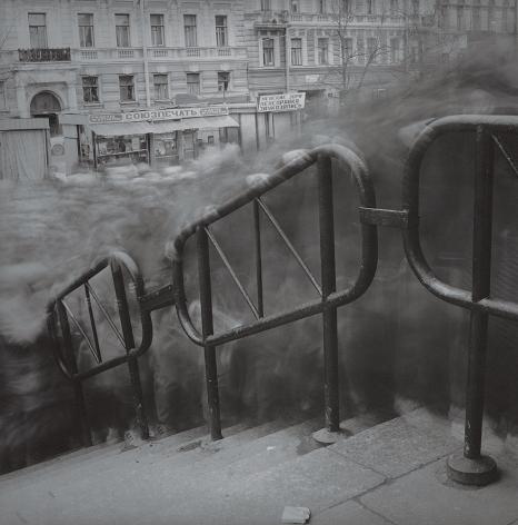 Alexey Titarenko Vasileostrovskaya Metro Station, St. Petersburg