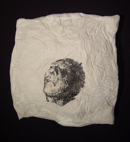 Pillow (Man, front), 1996