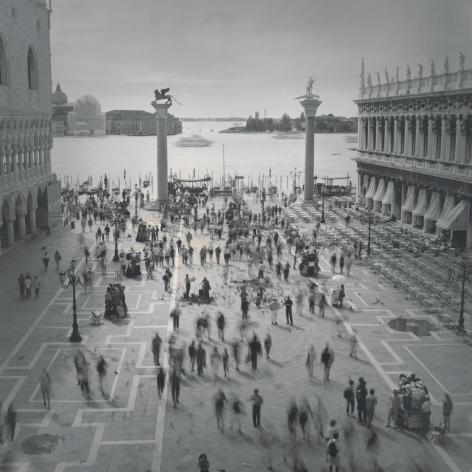 Piazzetta San Marco, Venice, 2001